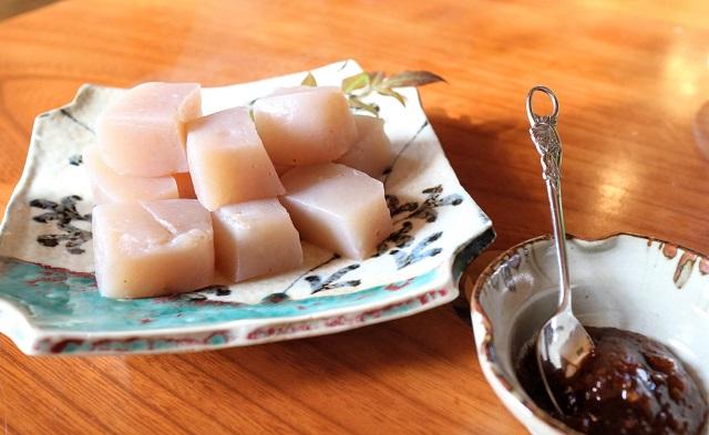 木庵 手作り味噌田楽