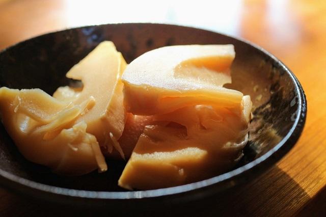 木庵 筍の煮物